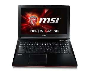 MSI GP62 6QF-1021XTH