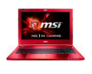 MSI GS60 2QE-621TH Ghost Pro 4K Red Edition