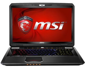 MSI GT60 PE-1038TH Dominator Pro 3K Pannel