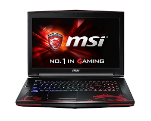MSI GT72 2QE-1685TH Dominator Pro G Dragon Edition