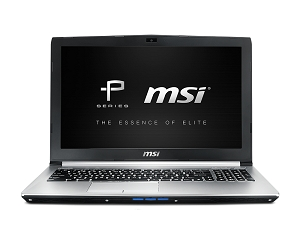 MSI PE60 2QE-210TH Prestige