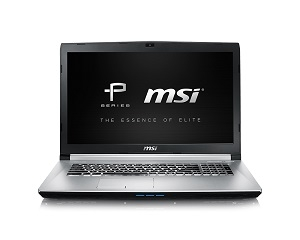 MSI PE70 6QE-046TH Prestige