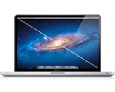 APPLE Macbook Pro 17-inch i7 2.4GHz (2011)