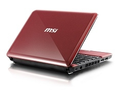 MSI Wind U135 DX/N570