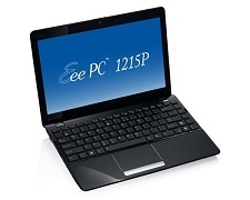 ASUS Eee PC 1215P-BLK063W RED048W,SIV035W