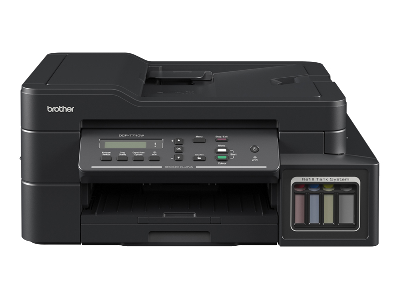 Brother MFC-T710W + INK TANK