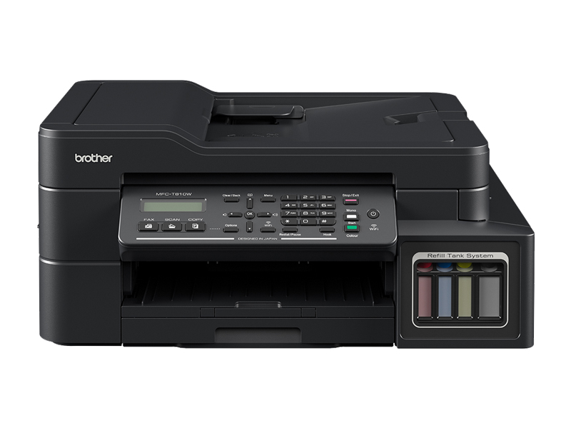 Brother MFC-T810W + INK TANK