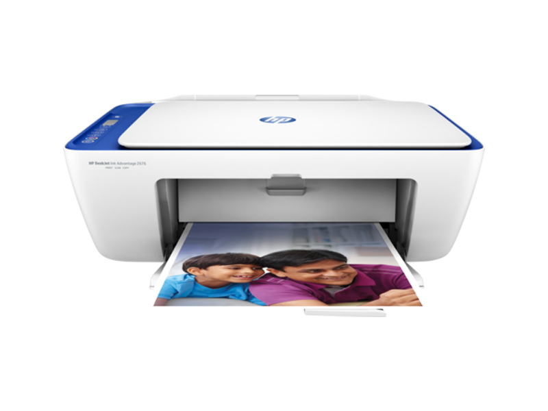 HP DeskJet Ink Advantage 2676 Blue