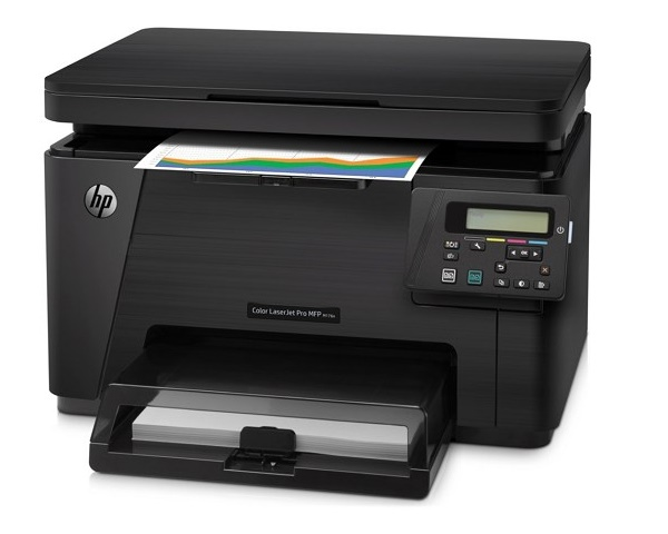 HP HP Color MFP M176n