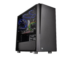 THERMALTAKE Versa J21 TG Edition