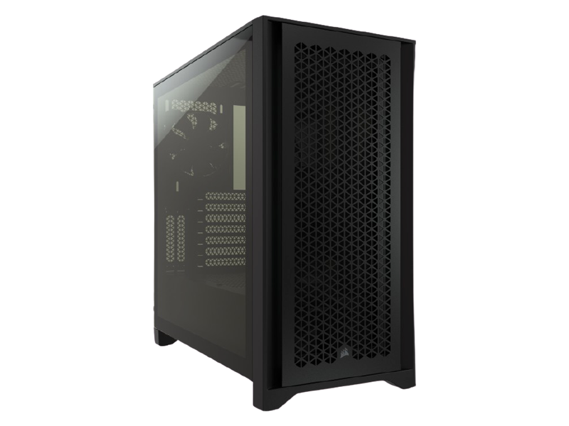 COUGAR 4000D Airflow Tempered Glass Black