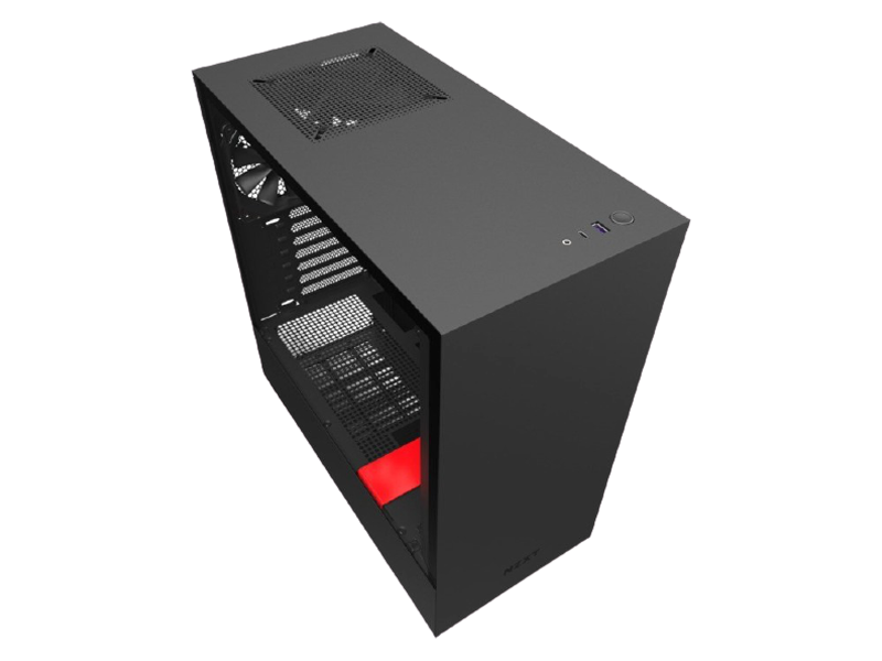 NZXT H510 Red