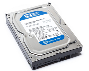 Western Digital Blue 1TB WD10EZEX