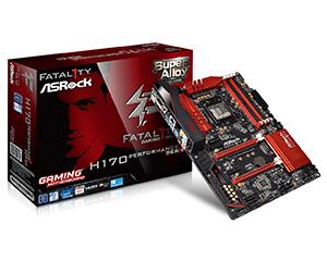 ASROCK  Fatal1ty H170 Performance