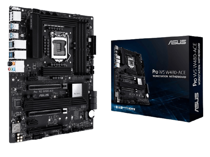 ASUS Pro WS W480
