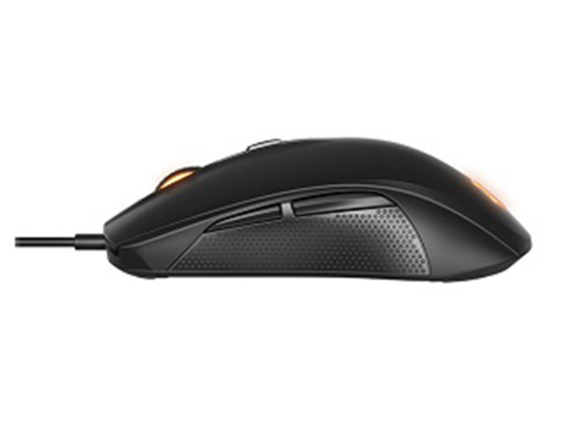 SteelSeriesRival 100 black