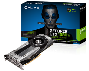 GALAX GTX1080Ti Founders Edition