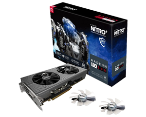 SAPPHIRE NITRO+ RX580 8GD5 Limited Edition