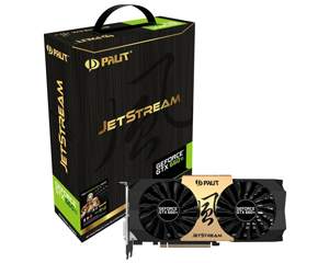 PALIT GTX660Ti JetStream