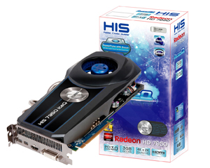HIS HD7950 IceQ Turbo