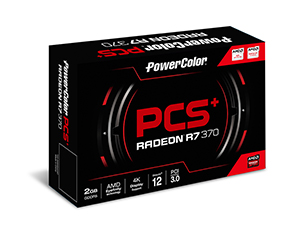 POWER COLOR R7 370 PCS+