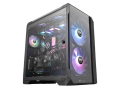 THERMALTAKE View 51 Tempered Glass Black