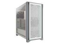 COUGAR 4000D Airflow Tempered Glass White