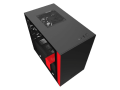 NZXT H210 Black-Red