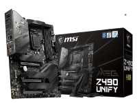 MSI MEG Z490 UNIFY