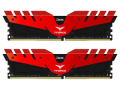 TEAMGROUP TEAM T-Force DARK DDR4 8GB 3000 (4Gx2) Red