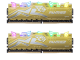 Apacer Panther Silver Golden DDR4 16GB (8GBx2) 3200 Gold