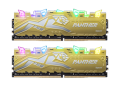 Apacer Panther Rage RGB DDR4 16GB (8GBx2) 2666 Gold