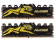 Apacer Panther DDR4 16GB (8GBx2) 3200 Black-Gold