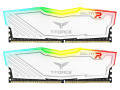 TEAMGROUP T-Force Delta RGB DDR4 16GB (8GBx2) 3600 White