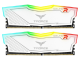 TEAMGROUP T-Force Delta RGB DDR4 32GB (16GBx2) 3600 White