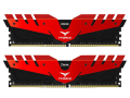 TEAMGROUP T-Force Dark DDR4 32GB (16GBx2) 3200 Red