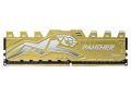 Apacer Black Panther DDR4 8GB (8GBx1) 2400 Silver-Golden