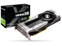 INNO3D GTX1080Ti Founders Edition