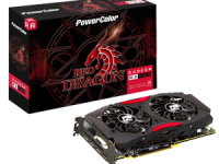 POWER COLOR Red Dragon RX580 4GB