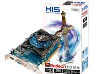 HIS HD6670