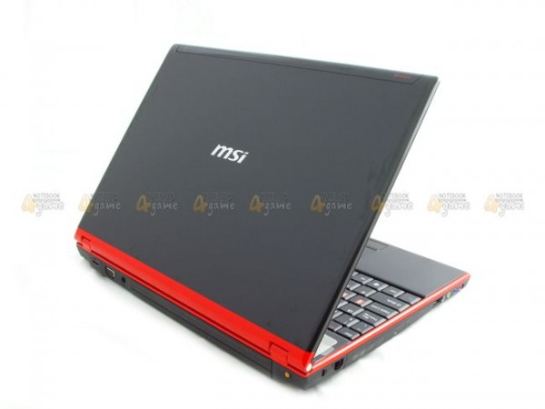 [Review] MSI GT640 Notebook Hi-End Processor [Intel Corei7] & Game Performance Test