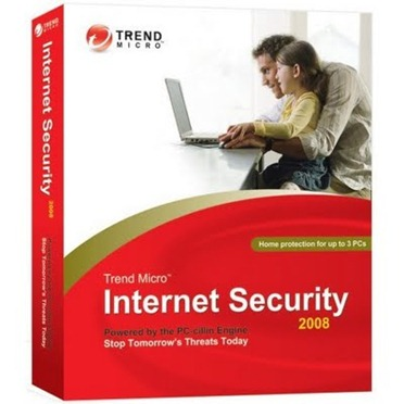 Trend Micro PC-Cillin Internet Security 2008