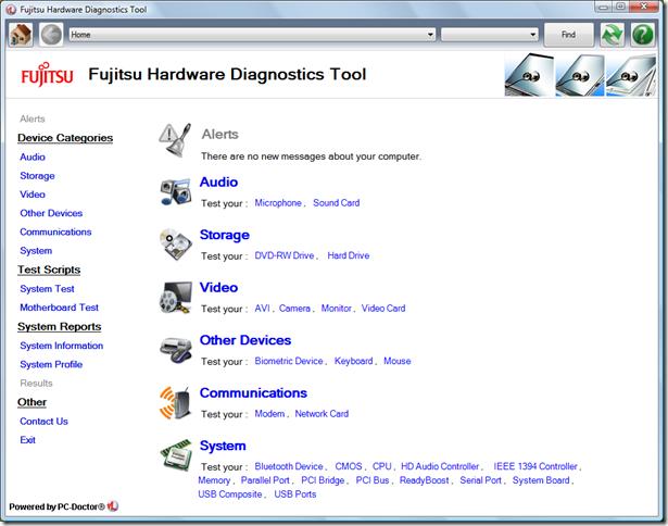Fujitsu Hard