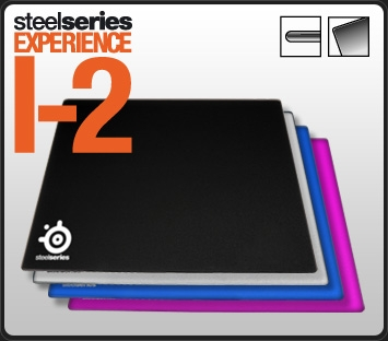 SteelSeries Experience I-2 Gaming Mouse Pad_Head