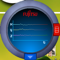 Fujitsu 3dshork