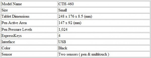 BAMBOO_PEN&TOUCH_SPECIFICATION