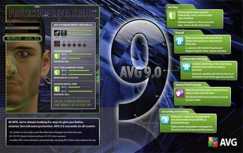 avg 9 free
