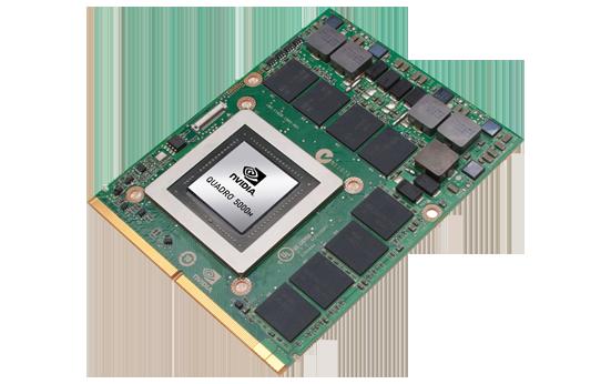 Nvidia Quadro 5000M