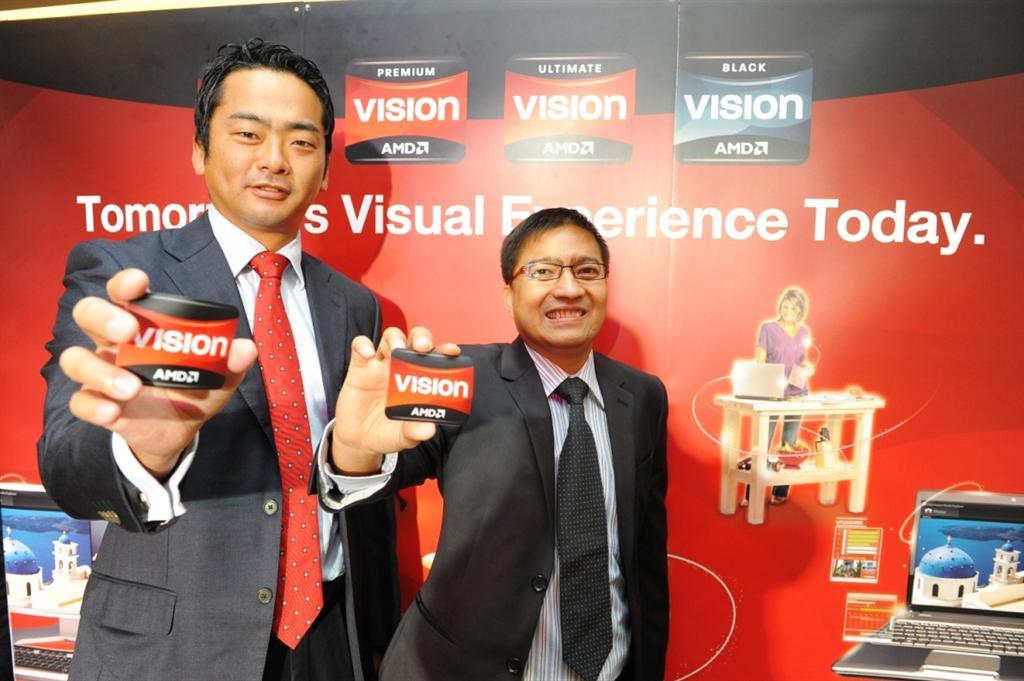 VISION  Technology จาก AMD  ประสบการณ์การรับชมที่เหนือกว่าจากพีซีดีไซน์ใหม่สำหรับนักเรียนนักศึกษา