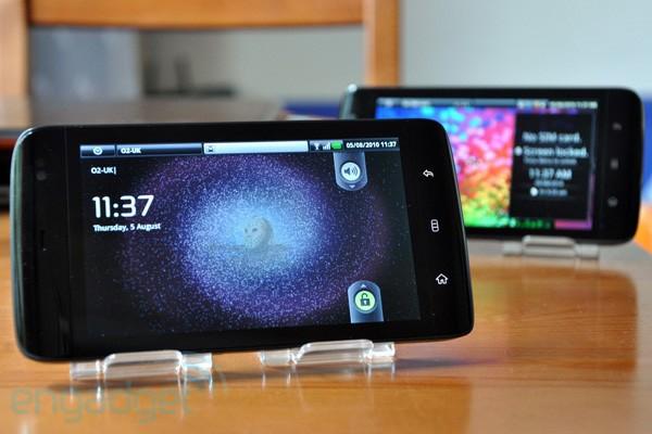 001-1 Dell Streak เจอข่าวรั่วที่ UK ได้ Android 2.1 แต่อเมริกาได้ 1.6 เหมือนเดิม